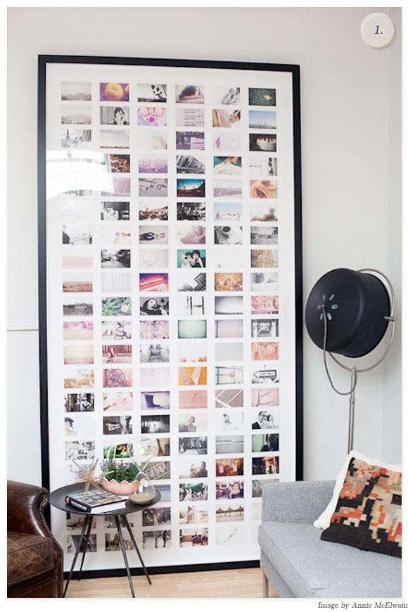 10 креативных способов отображения фотографий