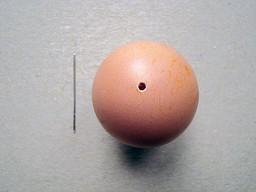 Креативный подарок: Яйцо {своими руками}