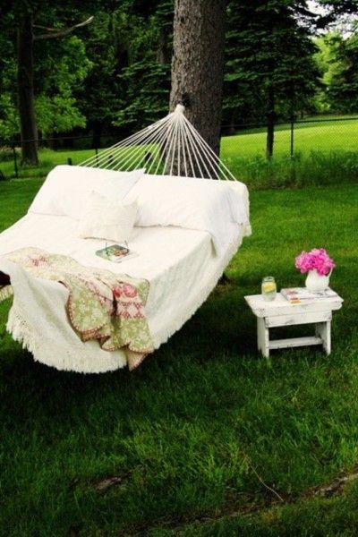 Уютное место для отдыха в саду. 55 Идей