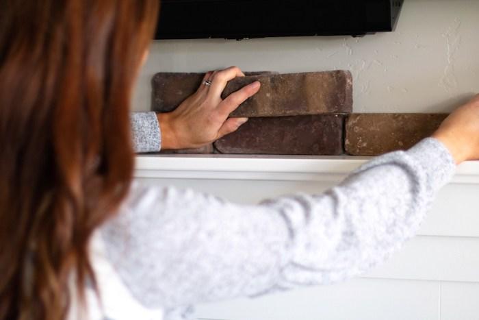 9 Лучших способов создать в интерьере имитацию кирпичной кладки