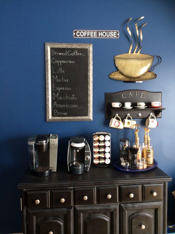 Домашние кофе-станция. ТОП 20