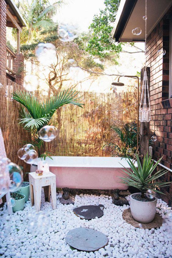 30 Фантастических примеров летнего душа