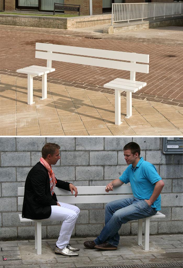 Самые необычные скамейки
