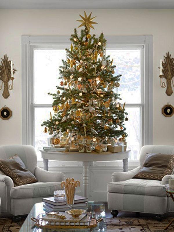 35 Идей украшения дома к Новому Году