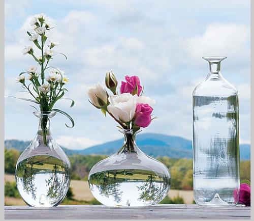 Декор с использованием стекла