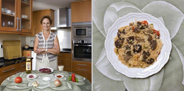 Что готовят бабушки в разных странах