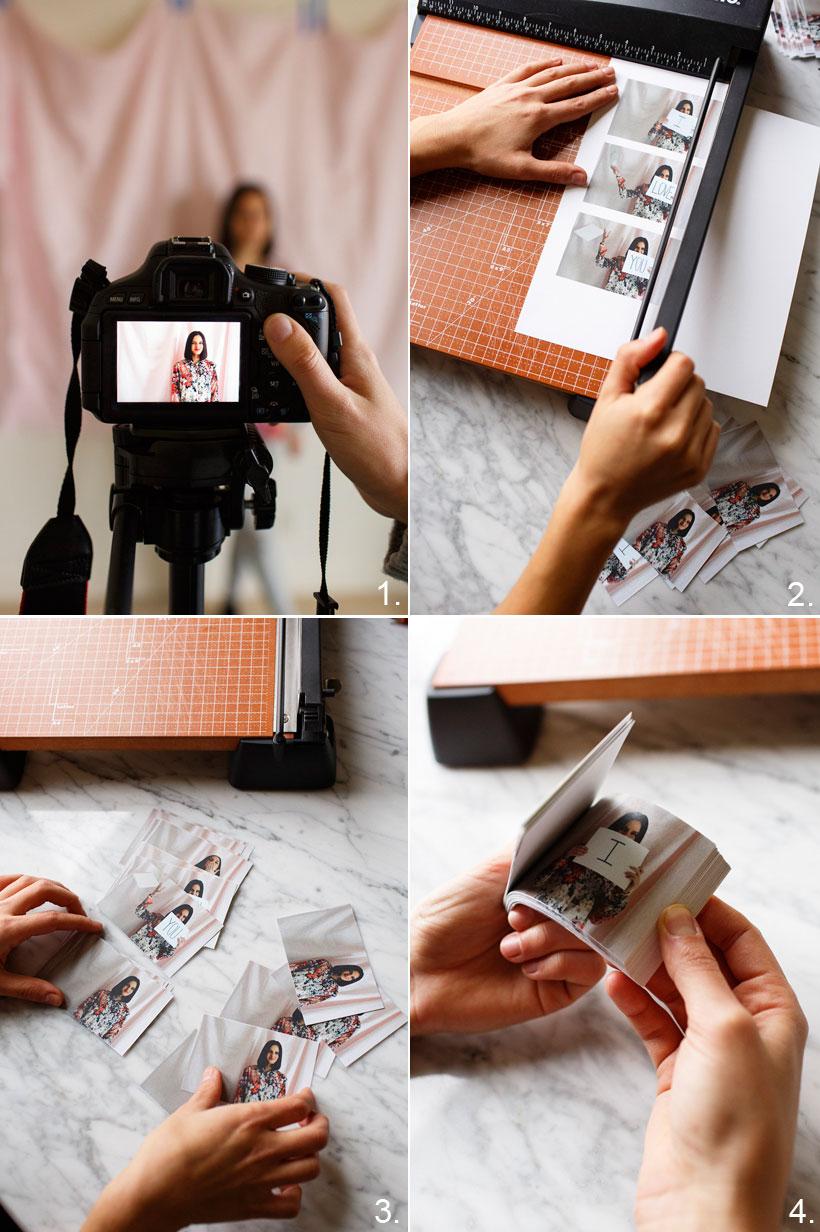 Как самостоятельно сделать Flip Book