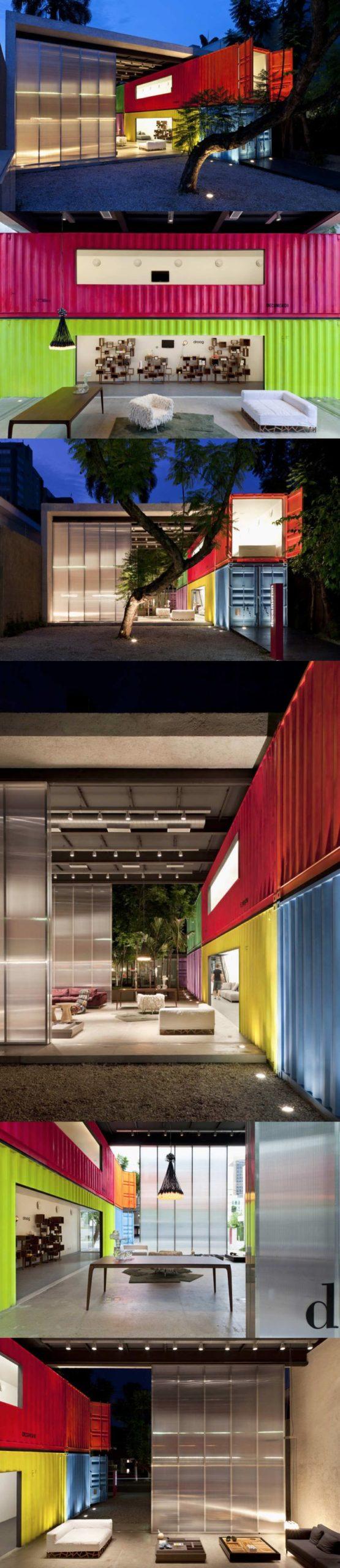 Невероятно, что можно сделать из морских контейнеров. ТОП 25
