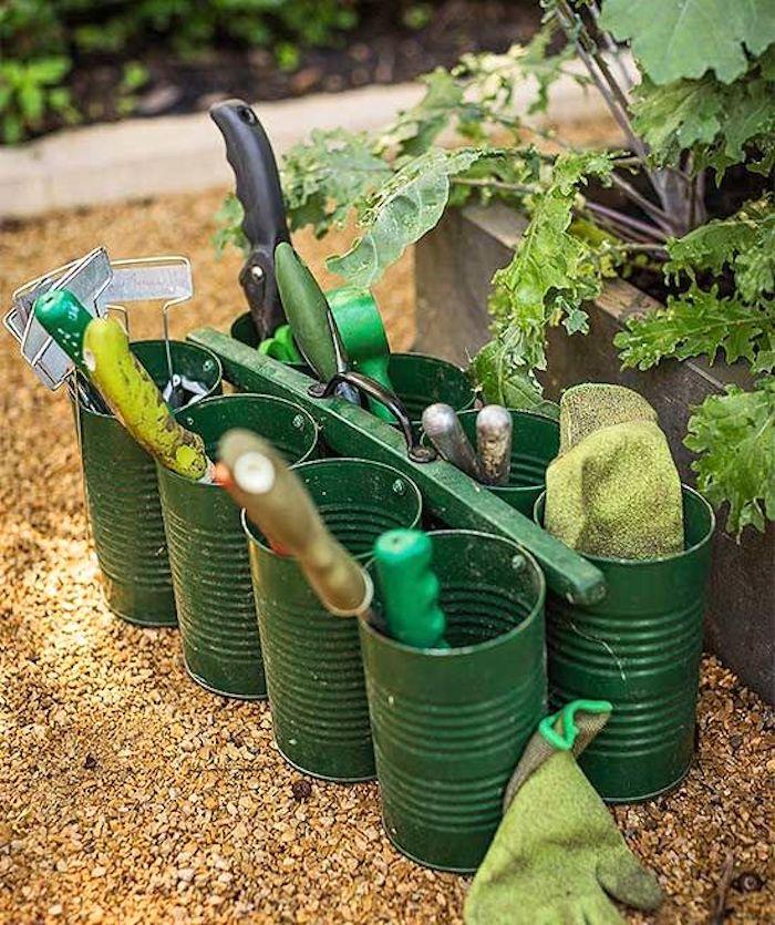 35 Ценных идей для хранения садового инвентаря