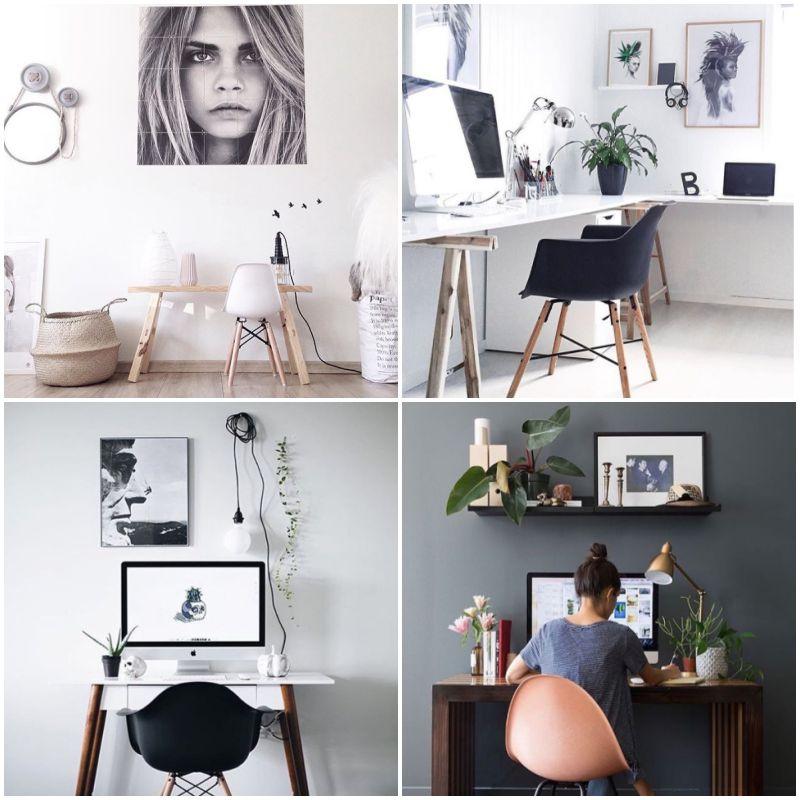 5 Instagram-аккаунтов, которые вдохновляют на создание кабинета мечты