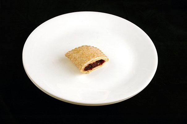 Как выглядят 200 калорий в различных продуктах