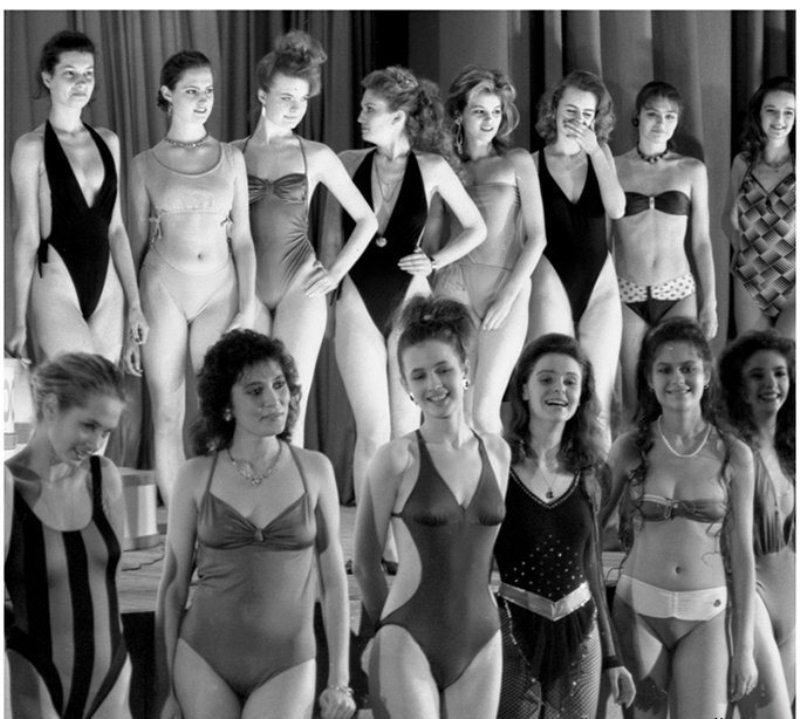 Конкурс красоты в СССР