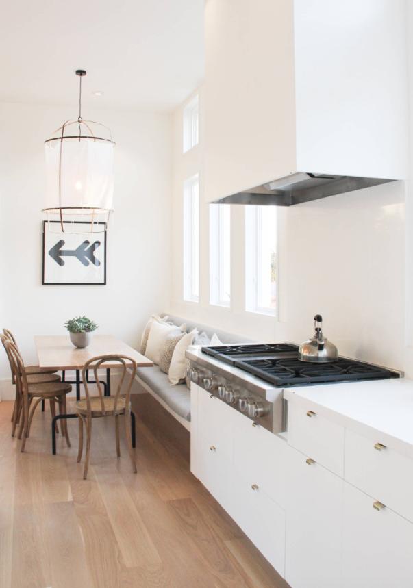 85 Идей оформления кухонного уголка