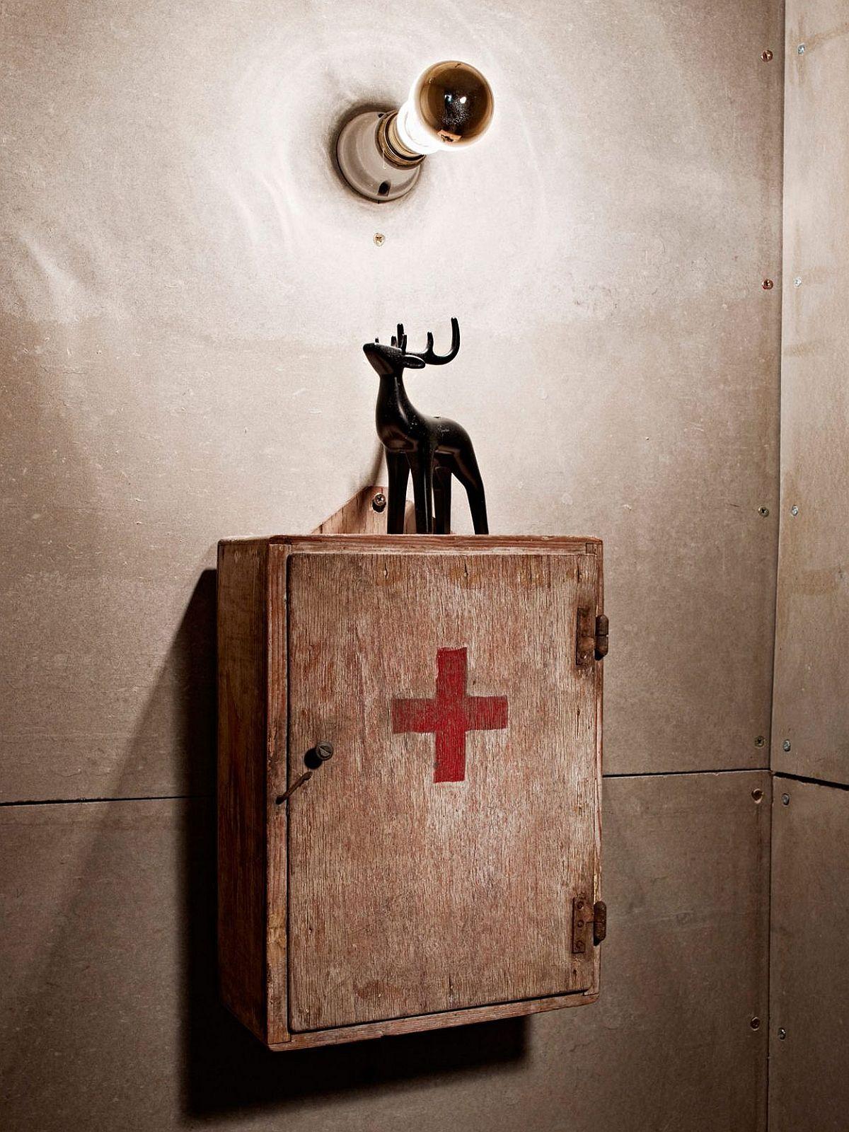 Студия старого художника превратилась в крошечный Лофт в Будапеште