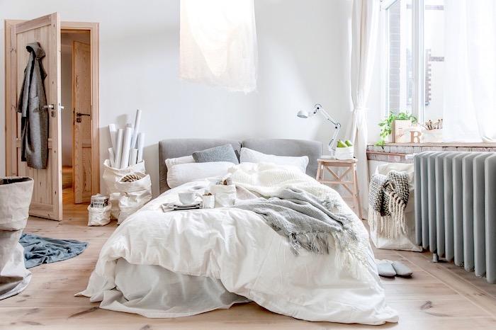 30 Лучших спальных комнат, которые не захочется покидать