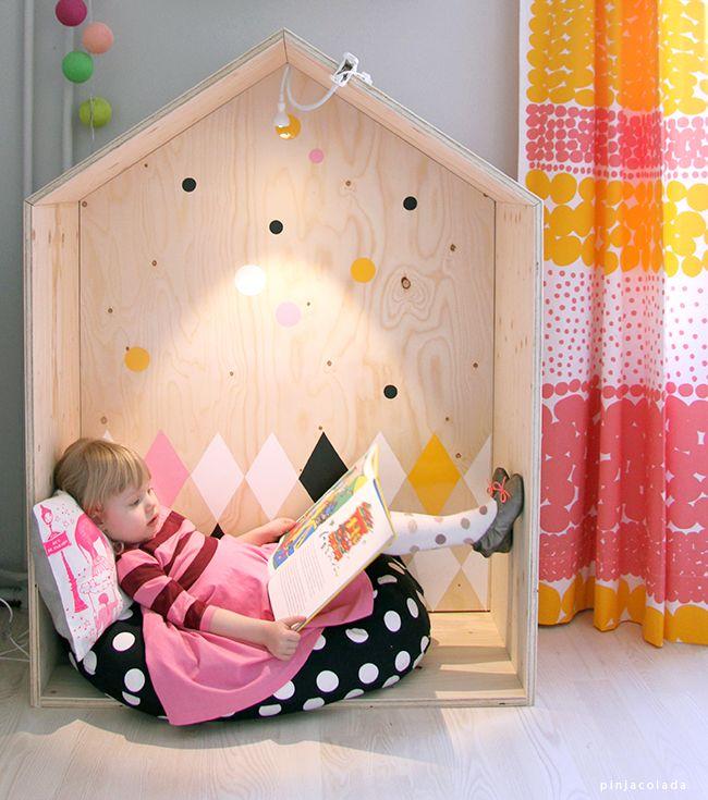 42 Потрясающие идеи мебели из фанеры
