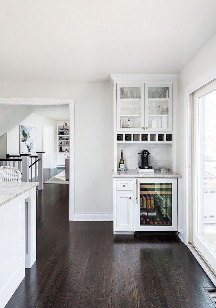40 Примеров домашнего мини-бара, которые заслуживают внимания