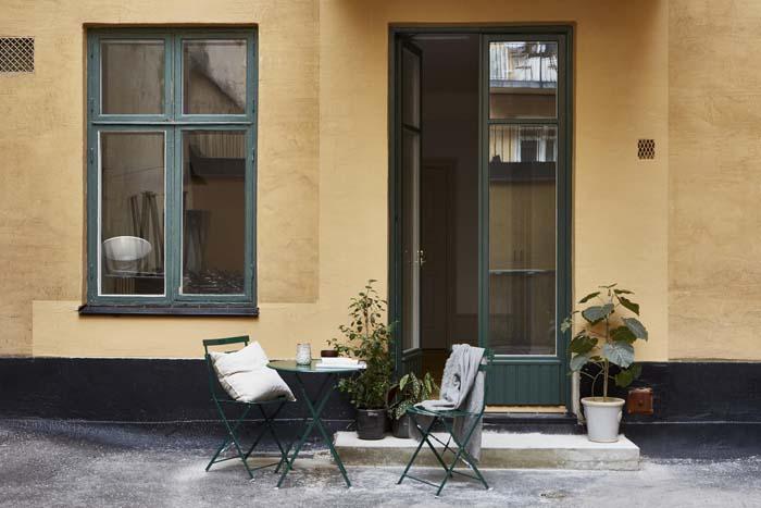 Фантастический минимализм 19-го века в Стокгольме