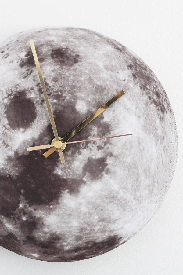 22 Идеи Лунного мотива в интерьере. +Постер