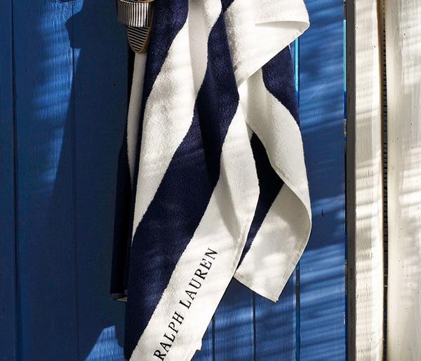 Морской интерьер от Ralph Lauren Home