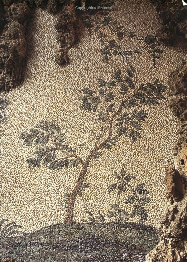 29 Примеров мозаики из гальки