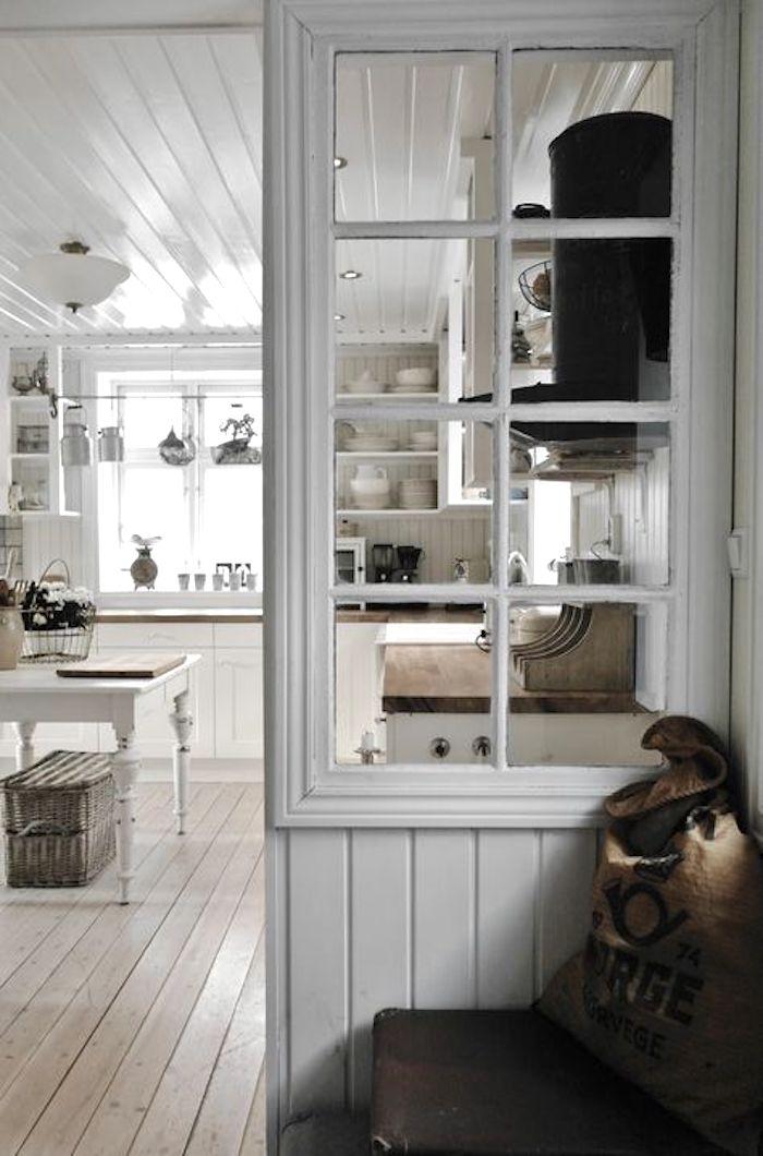 25 Способов использовать старые оконные рамы в вашем доме