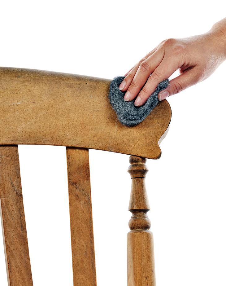 5 Важны этапов при окрашивании мебели