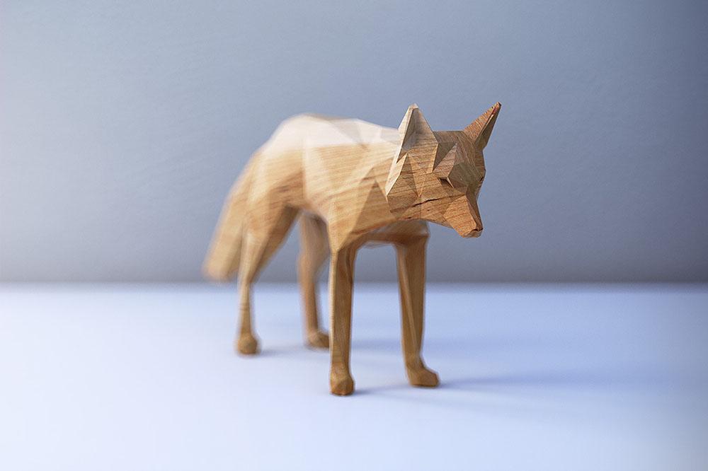 Потрясающие геометрические игрушки от Mat Szulik