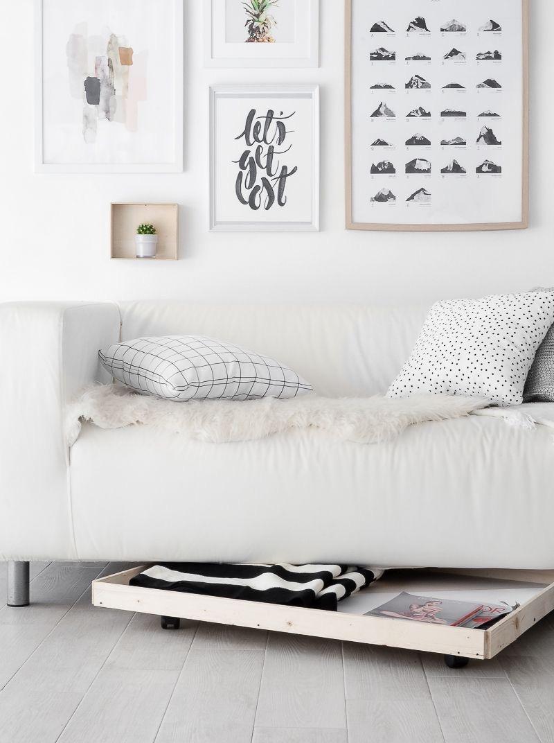 17 Проектов, которые помогут избавиться от захламления в доме