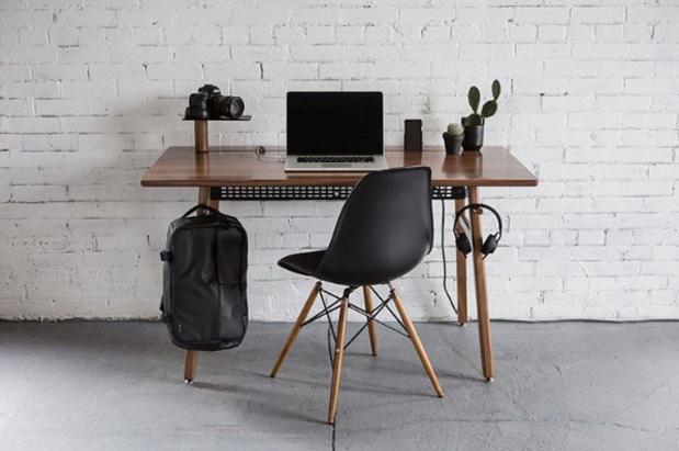 30 Рабочих мест в стиле минимализм
