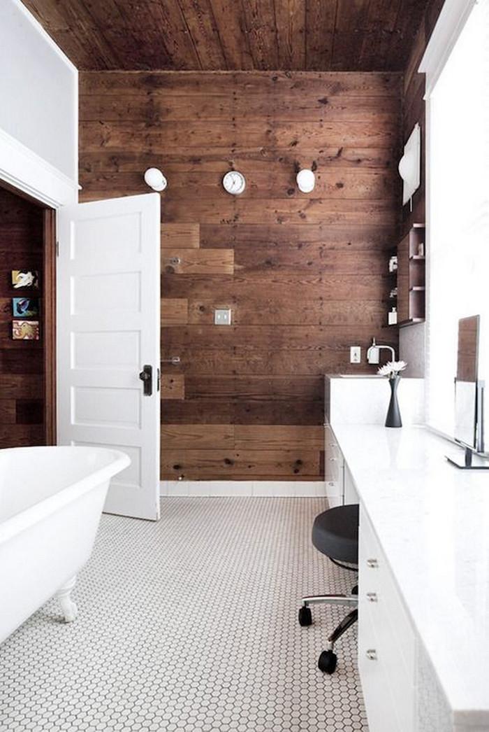 9 Гениальных способов преобразить скучную ванную комнату