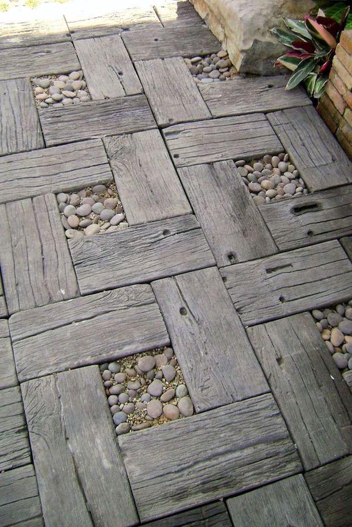 старая древесина обретает новую жизнь