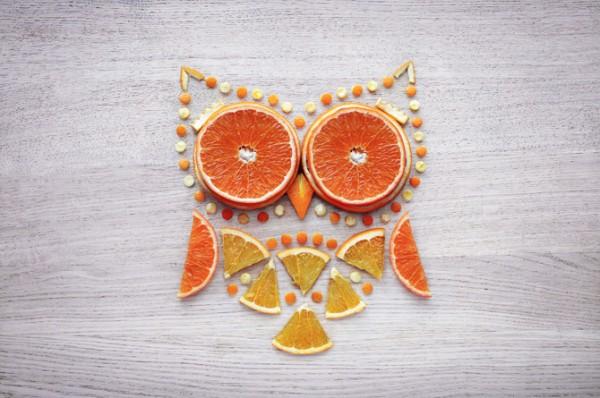 Вкусные иллюстрации от Дарины Коссар