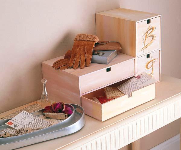 Хранение мелочей в маленькой прихлжей