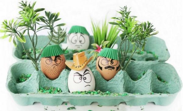 Смешные Овощи и Фрукты