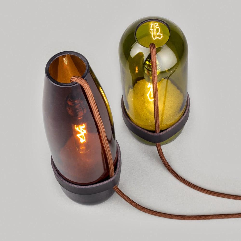 Оригинальный светильник от ETT LA BENN