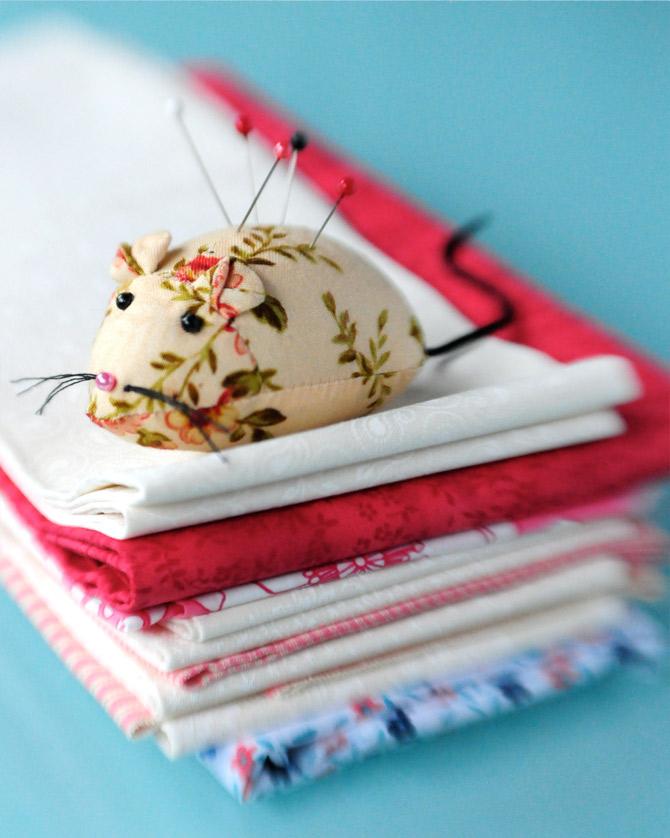 Яркие трусики из хлопчатобумажной ткани своими руками