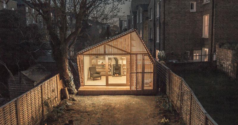 Уютное рабочее пространство для писателя