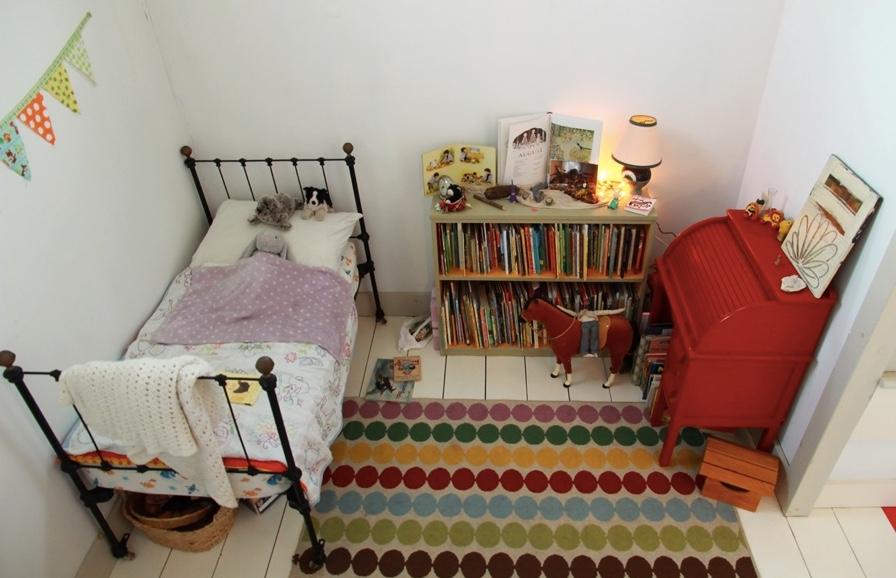 30 Винтажных детских комнат, которые выдержали испытание временем
