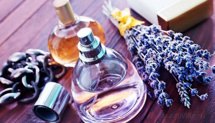 Какие ароматы лучше выбирать летом