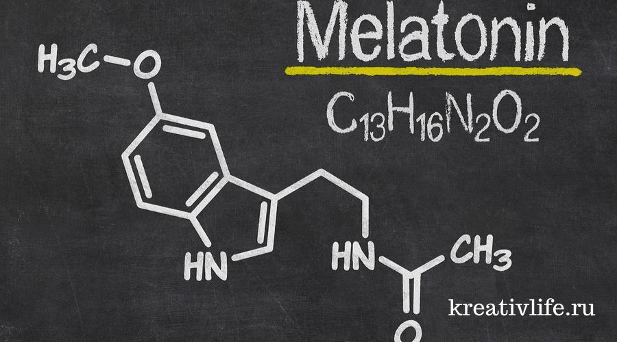 Формула мелатонина