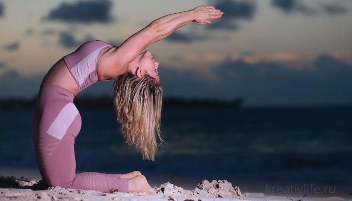 Йога для начинающих, Лучший комплекс для спины