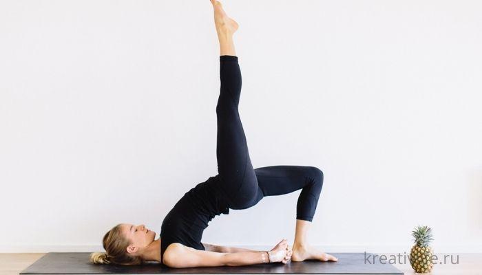 Утренняя йога секреты выполнения