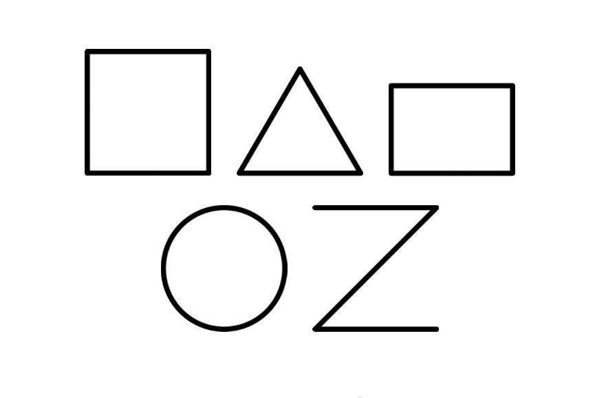 Психогеометрический тест по фигурам