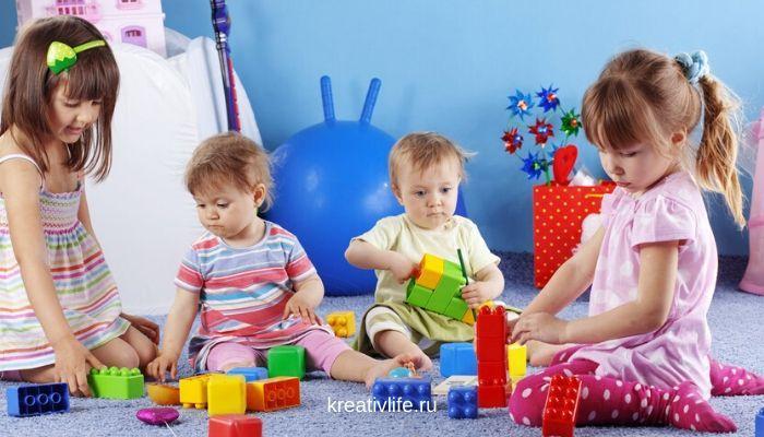 Как долго дети адаптируются к детскому садику