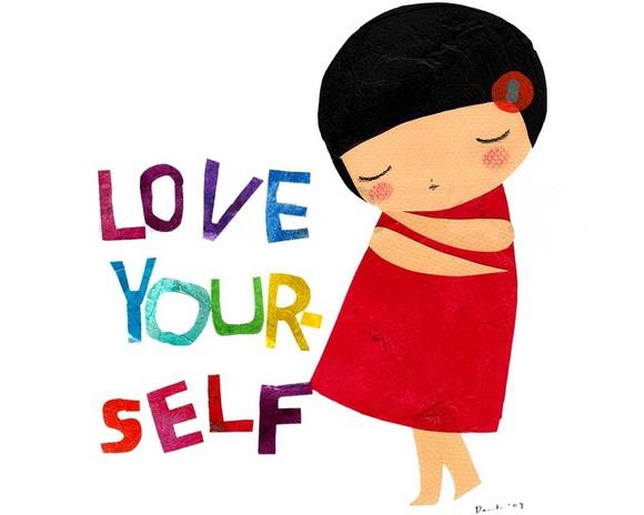 Как научиться любить себя